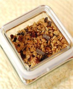 Chocolate Chunk Dried Cherry Granola
