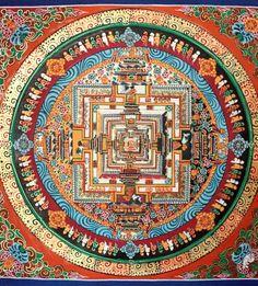 LiveWorldly.com - Live Tibetan Mandala of Guardians in Blue (http://www.liveworldly.com/mandala-of-guardians-blue/)
