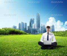 http://st.depositphotos.com/1038117/2427/i/950/depositphotos_24277703-stock-photo-business-man-working-in-park.jpg