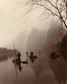 Li River, South China.