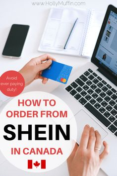 How to Order From SHEIN in Canada - Holly Muffin Start Up Business, Business Planning, Moving Expenses, Financial Analysis, E Commerce Business, Financial Success, Budgeting Tips, Online Shopping For Women, Being A Landlord