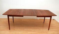 Walnut Dining Table Mid Century Modern Drexel Declaration Dining Set by Kipp Stewart & Stewart MacDougall