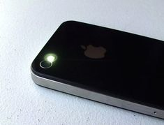 1. How to Make the iPhone's LED Light Blink When You Receive a Call, Text Message, or Notification    The iPhone's LED light can be more than just a flashli