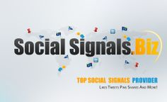 The best Social Signals Provider Check out their packages