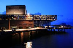 Royal Theatre, Copenhagen. Architect : Lene Tranberg