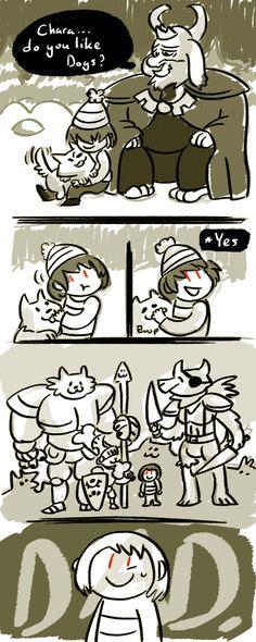 spottoydog:  The origin of the Royal Guard (Dogs…)