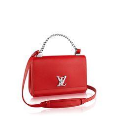 Lockme II BB via Louis Vuitton