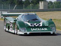 JAGUAR XJR-6  Grupo-C