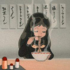 anime, aesthetic, and cartoon image Cartoon Kunst, Anime Kunst, Cartoon Icons, Cartoon Art, Cute Cartoon, Old Anime, Manga Anime, Anime Art, Aesthetic Anime
