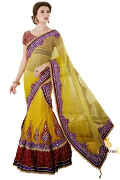 Evening Party Wear Saree - Pavitraa  Best Price : 5337