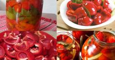 Cei mai buni gogosari in otet, fara fierbere si fara conservant! My Recipes, Cooking Recipes, Canning Pickles, Diy Cans, Fermented Foods, Fruits And Vegetables, Celery, Cabbage, Stuffed Peppers
