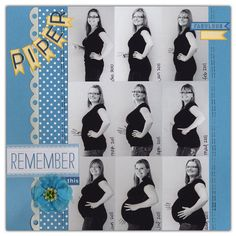 9 Months of Piper - Scrapbook.com