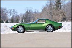 1972 Chevrolet Corvette ZR1