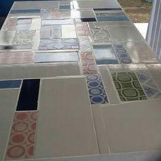 38 Best Tavolo Piastrellato Images Tile Tables Patio