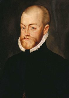Philip II, King of Spain (1527-1598)