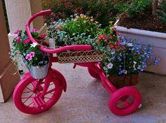 Botanical ride.