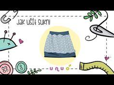 Jak se šije sukně? - YouTube Pink Zebra, Playing Cards, Make It Yourself, Youtube, Cards, Youtubers, Pink Zebra Sprinkles, Youtube Movies
