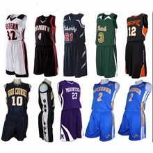 Sublimation Reversible Custom Best Basketball Jersey Latest Uniform And Shorts Design