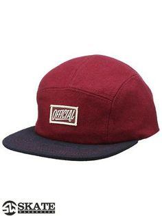 Official woolskis camper hat. 199,-