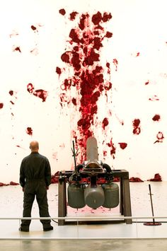 Anish Kapoor : Shooting into the Corner