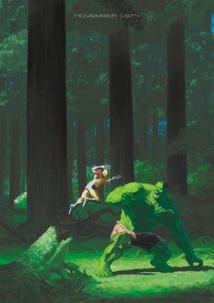 Hulk esmaga