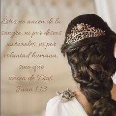 #RoyalBlood #HijaDeLaPromesa Descendencia de Abraham. Conoció-predestinó-llamó-Justificó-Glorificó #PuraMisericordia. No por deseo ni esfuerzo humano. Juan 1:13