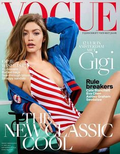 Vogue Netherlands May 2017