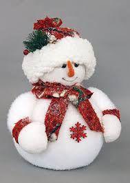 Výsledek obrázku pro sněhulák z polystyrenových koulí