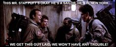 Ghostbusters - 50 of the funniest movie quotes ever http://www.nextmovie.com/blog/funny-movie-quotes/