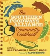 """Karen K. says, """"Just how does one make boiled peanuts and spicy turnip greens?  This compilation of recipes from southern cooks brings back many southern meal memories and I can't wait to make some pickled watermelon rind next summer."""