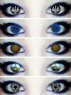 Band Eyes
