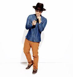 B O H O #Style #Fashion #BrunoMars #Music #MenWear #Editorial