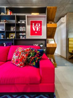 Detalhe sala - Apartamento em São Paulo, Foto Ronaldo Rizzutti