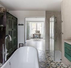Home of interior designer Lotta Cole