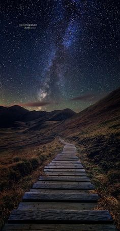 ~~The Path ♪ | Milky Way astrophotography | by gael photo.com~~