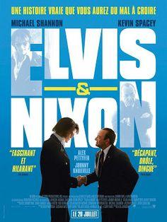 Cinéma : Elvis & Nixon de Liza Johnson - Avec Michael Shannon et Kevin Spacey - Par Prune http://www.parisladouce.com/2016/07/cinema-elvis-nixon-de-liza-johnson-avec.html