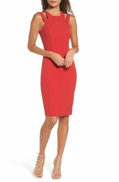 Jay by Jay Godfrey Nella Body-Con Dress