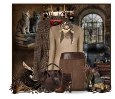 Ready for Fall by jackie22 on Polyvore featuring polyvore, fashion, style, P.A.R.O.S.H., Sinéquanone, Ralph Lauren Black Label, Vince Camuto, Chloé, Ice and Contileoni