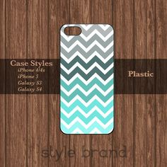Chevron Pattern - iPhone 4 case, iPhone 4s case, iPhone 5 case, iPhone 5 cover case 4/4s
