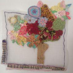 Marina Godoy / free embroidery