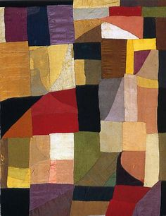 Baby blanket created for Sonia Delaunay's son. Photo credit to the Museum of Modern Art in Paris. Sewn by Sonia Delaunay Modern Art, Cubist, Abstract Painting, Painting, Art, Art Movement, Textile Art, Abstract, Sonia Delaunay