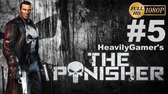 The Punisher (PC) Gameplay Walkthrough Part 5: Gnucci Estate/Bushwhacker...