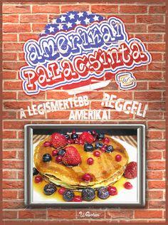 Indítsd Te is a reggelt a már jól ismert Amerikai Palacsintával! 🥞🥞🥞 A receptért látogass el weboldalunkra! French Toast, Breakfast, Usa, Food, Morning Coffee, Essen, Meals, Yemek, Eten