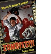 Zombies!!! - Juego de mesa - Zacatrus