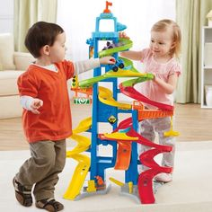 Bay - Fisher-Price Little People City Skyway