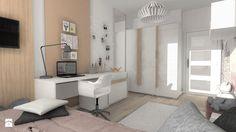 Pokój dziewczynki - Pokój dziecka, styl nowoczesny - zdjęcie od Designbox Marta Bednarska-Małek