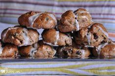 gluten free hot cross buns banner