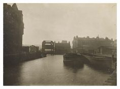 Edinburgh's history through Stories, Images and Historical Maps from Edinburgh Libraries. Steel Bridge, The Forth, Our Town, Open Up, Edinburgh, Old Photos, Basin, Hamilton, New York Skyline