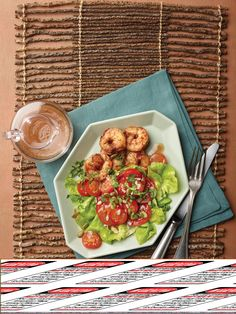 """Garlicky Tomato Salad from the NEW """"The Perfect Diabetes Comfort Food Collection,"""" by Robyn Webb"""