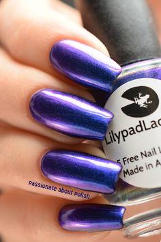Lilypad Lacquer - Caspian crush